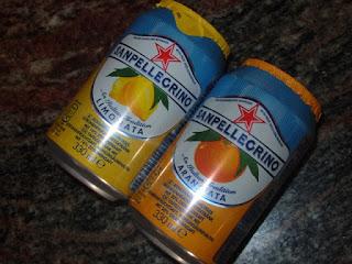 SanPellegrino Limonata y Aranciata