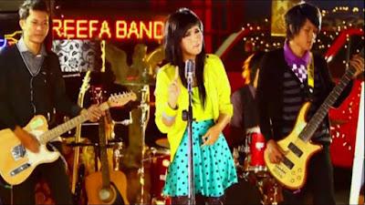 Lirik : Reefa Band - Cinta Ini Untukmu