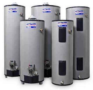 Typical Storage Water Heater