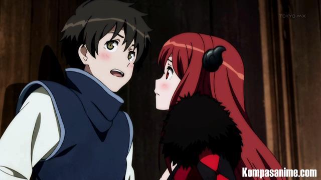 Rekomendasi Anime Mirip Hataraku Maou Sama