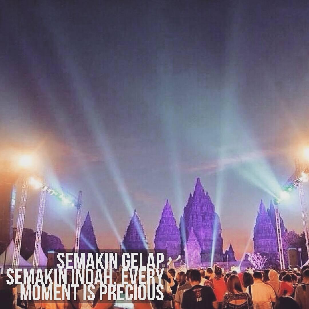 Prambanan Jazz 2017 ini akan dikalaksanan atau digelar di Yogyakarta pada tanggal 18, 19, dan 20 Agustus.
