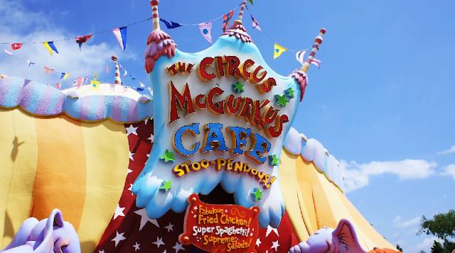 Circus McGurkus em Orlando