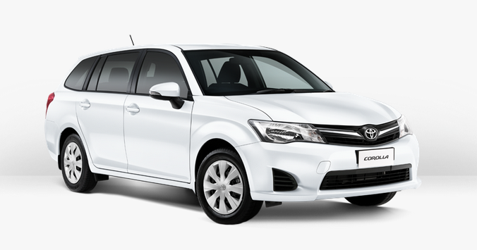 2016 Toyota Venza >> Toyota Corolla Wagon (2017) - Couleurs/Colors