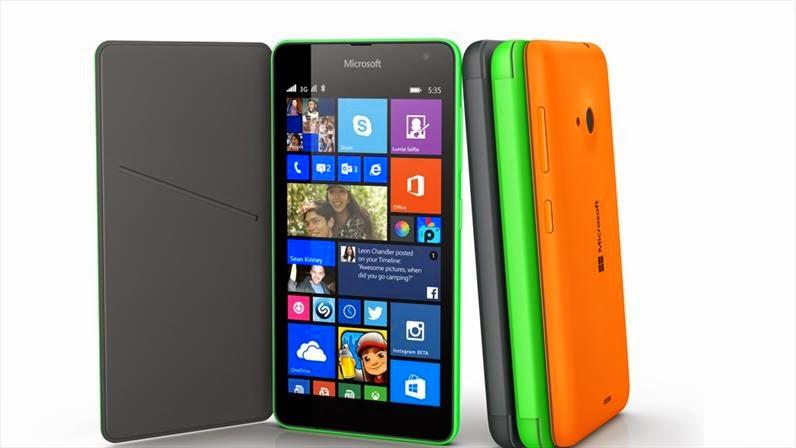 Harga Microsoft Lumia 435 Terbaru