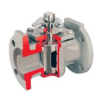Floserve Durco non-lubricated plug valve