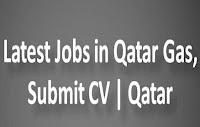 Latest Jobs in Qatar Gas, Submit CV