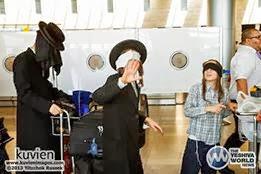 Quello strano abbigliamento degli ebrei ortodossi che i