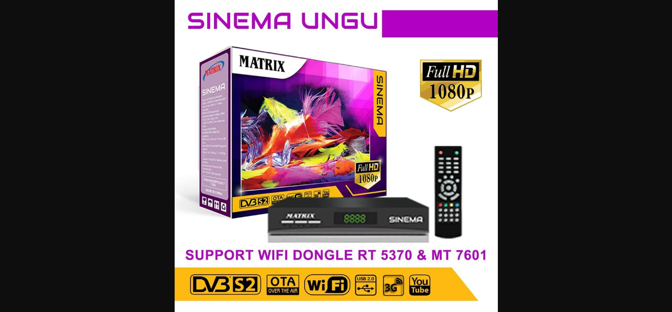 Daftar Channel Gratis Matrix Sinema Februari 2019