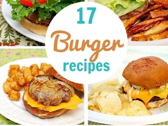 Round Up: Burger Love