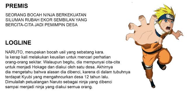 Naruto Logline