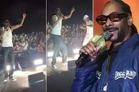Snoop Dogg And Wiz Khalifa Concert Cancelled In Between As 42 People Get Injured