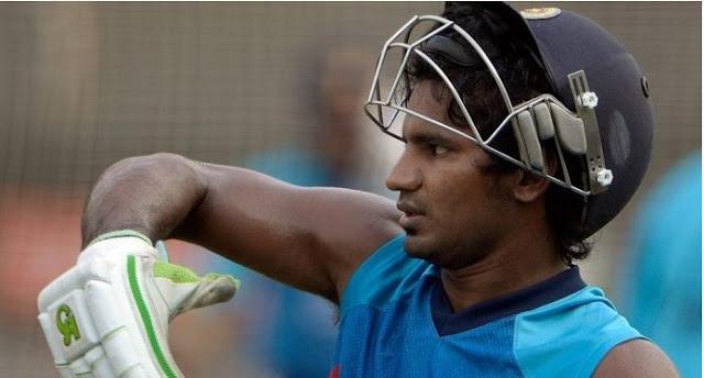 Kusal Perera out of England ODI, Dawson goes home