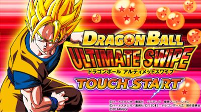 Dragon Ball Ultimate Swipe