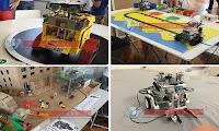 8ος Πανελλήνιος Διαγωνισμός Εκπαιδευτικής Ρομποτικής WRO (φώτο - βίντεο)