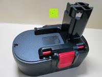 Erfahrungsbericht: Masione® Bohrmaschinenakku Ersatz Akku 18V 3000mAh NI-MH Batterie Für Bosch 13618 1662B 23618 33618 BAT025, BAT026, BAT160, BAT180, BAT181, BAT189 Rot & Schwarz