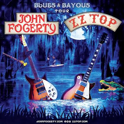 Resultado de imagem para John Fogerty e ZZ Top anunciam turnê conjunta