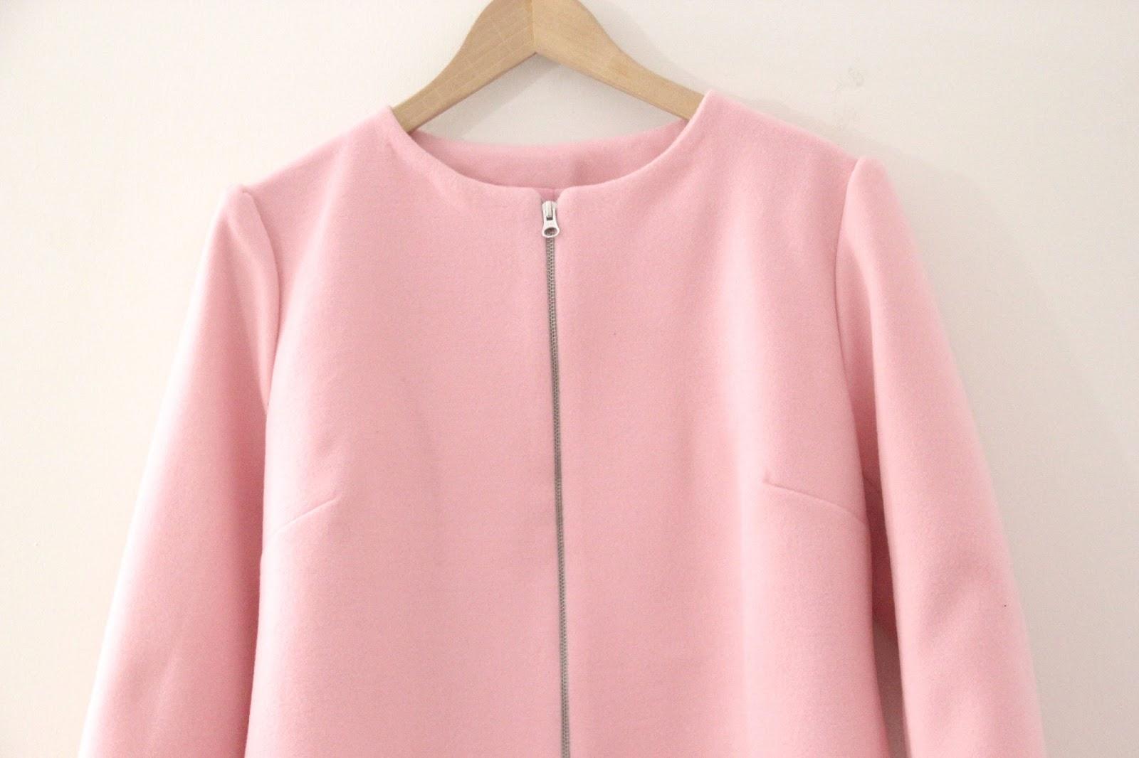 Patrones abrigo mujer gratis