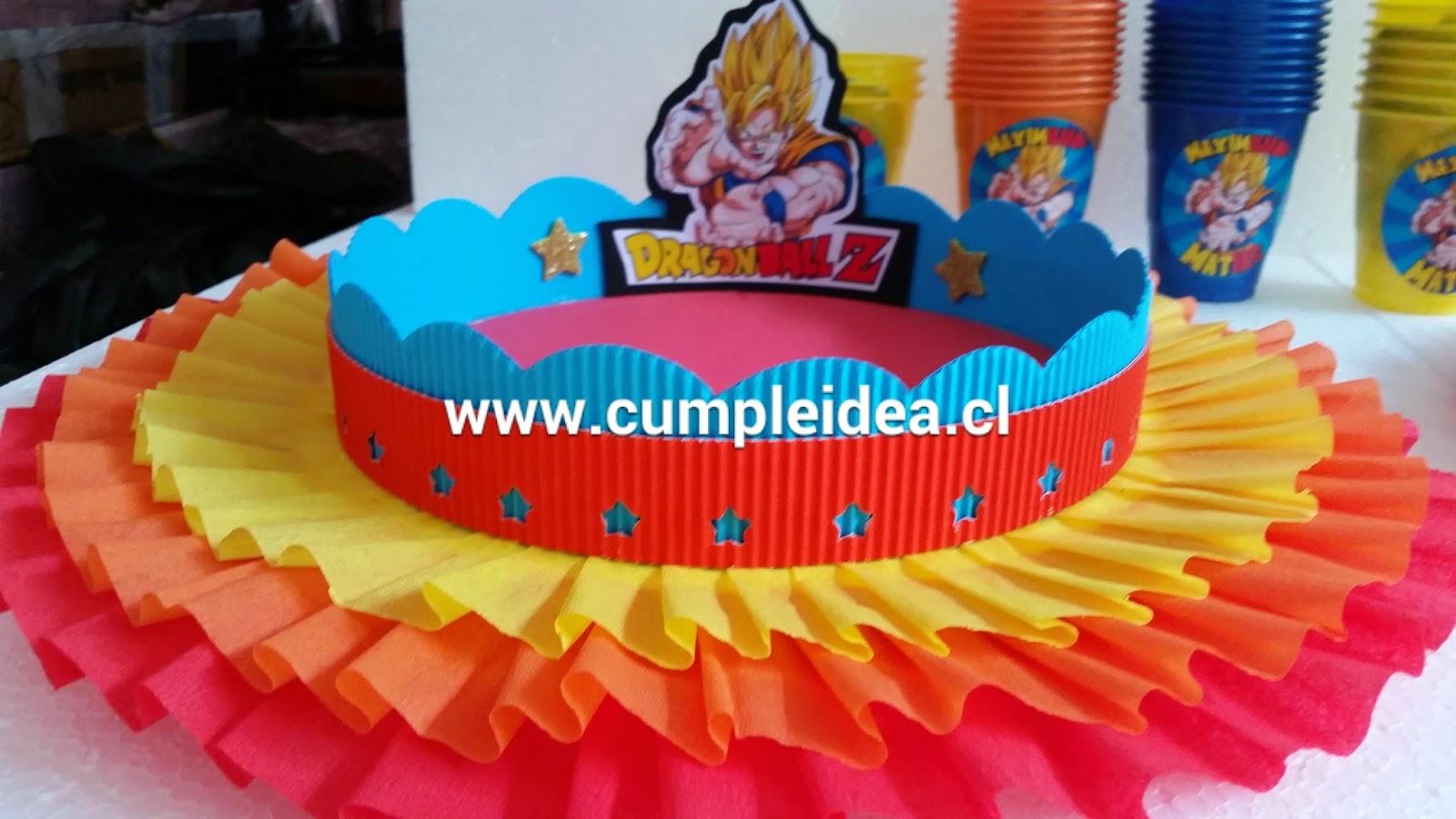 Decoraciones infantiles drag n ball z for Cuartos decorados de dragon ball z