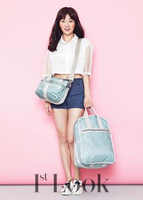 Park So Dam 1st Look Magazine Vol. 104