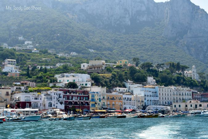 Capri, Italy: A Travel Journal | Ms. Toody Goo Shoes