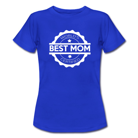 koszulka World's best mom