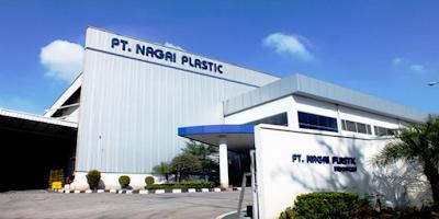 Lowongan Kerja Terbaru PT. Nagai Plastics Indonesia