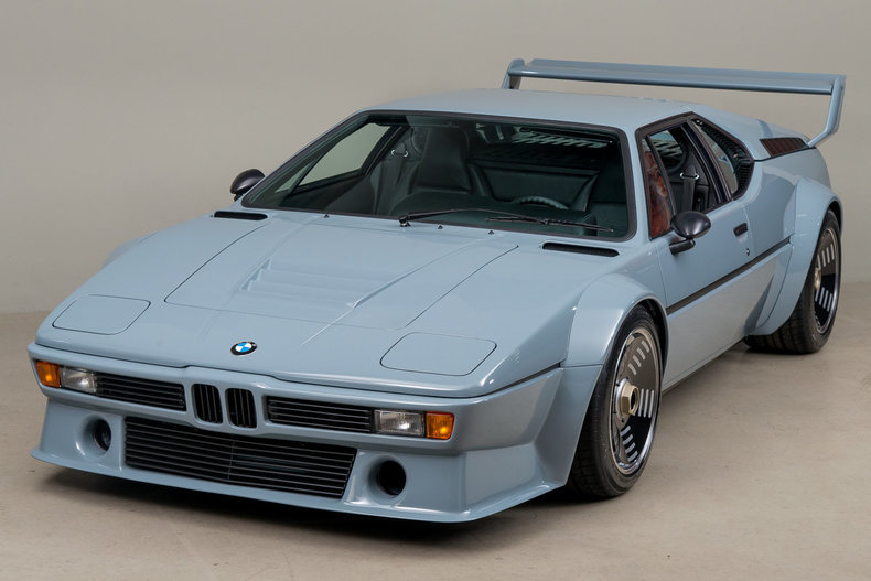restored 1979 bmw m1 procar is as good as new. Black Bedroom Furniture Sets. Home Design Ideas