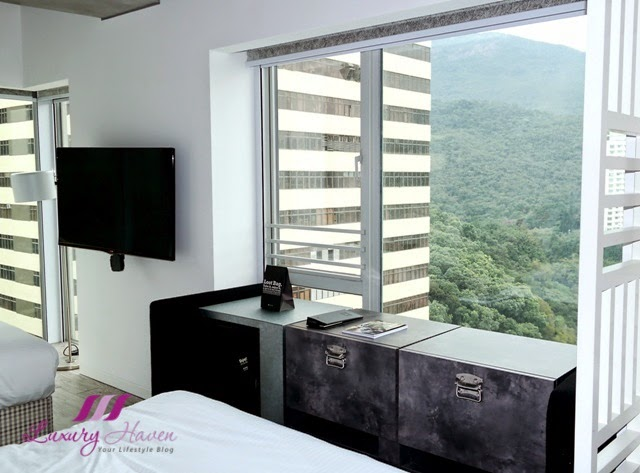 ovolo southside hong kong hotel room with view
