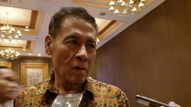 Muladi Ingatkan Setya Novanto untuk Tak Lagi Pura-pura Sakit