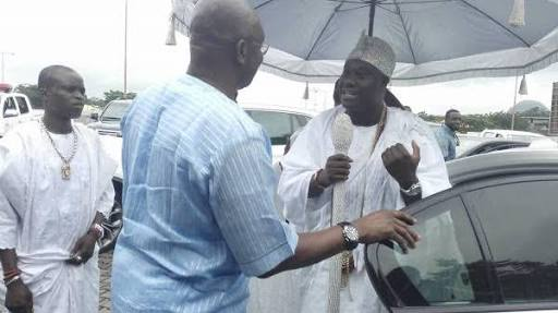 I'm Not Happy With What's Happening In Ekiti –Ooni of Ife