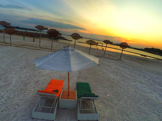 pantai harris resort barelang