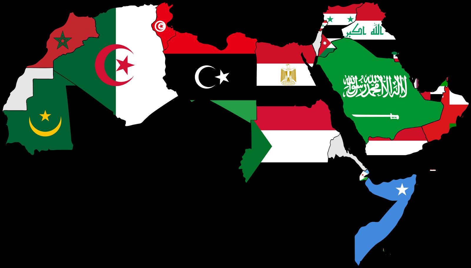 Bukti Sejarah Menunjukkan Negara-Negara Arab Sulit Bersatu