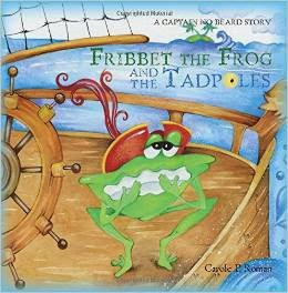 Fribbet the Frog and the Tadpoles cover