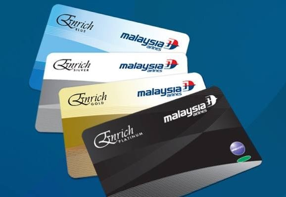 enrich gold card malaysia airlines