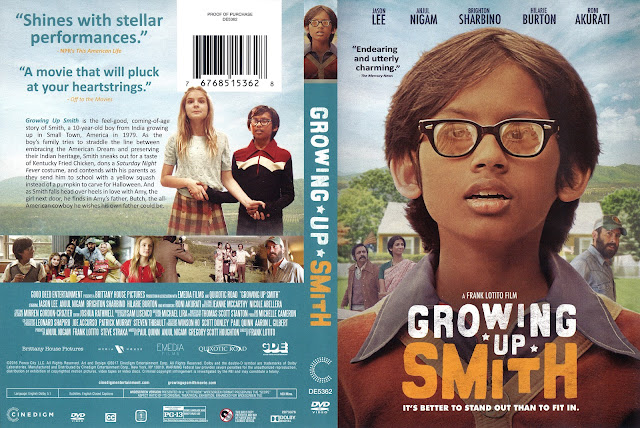 Growing Up Smith DVD Cover