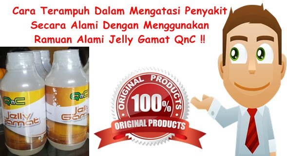 Pengobatan Alternatif Jelly Gamat QnC