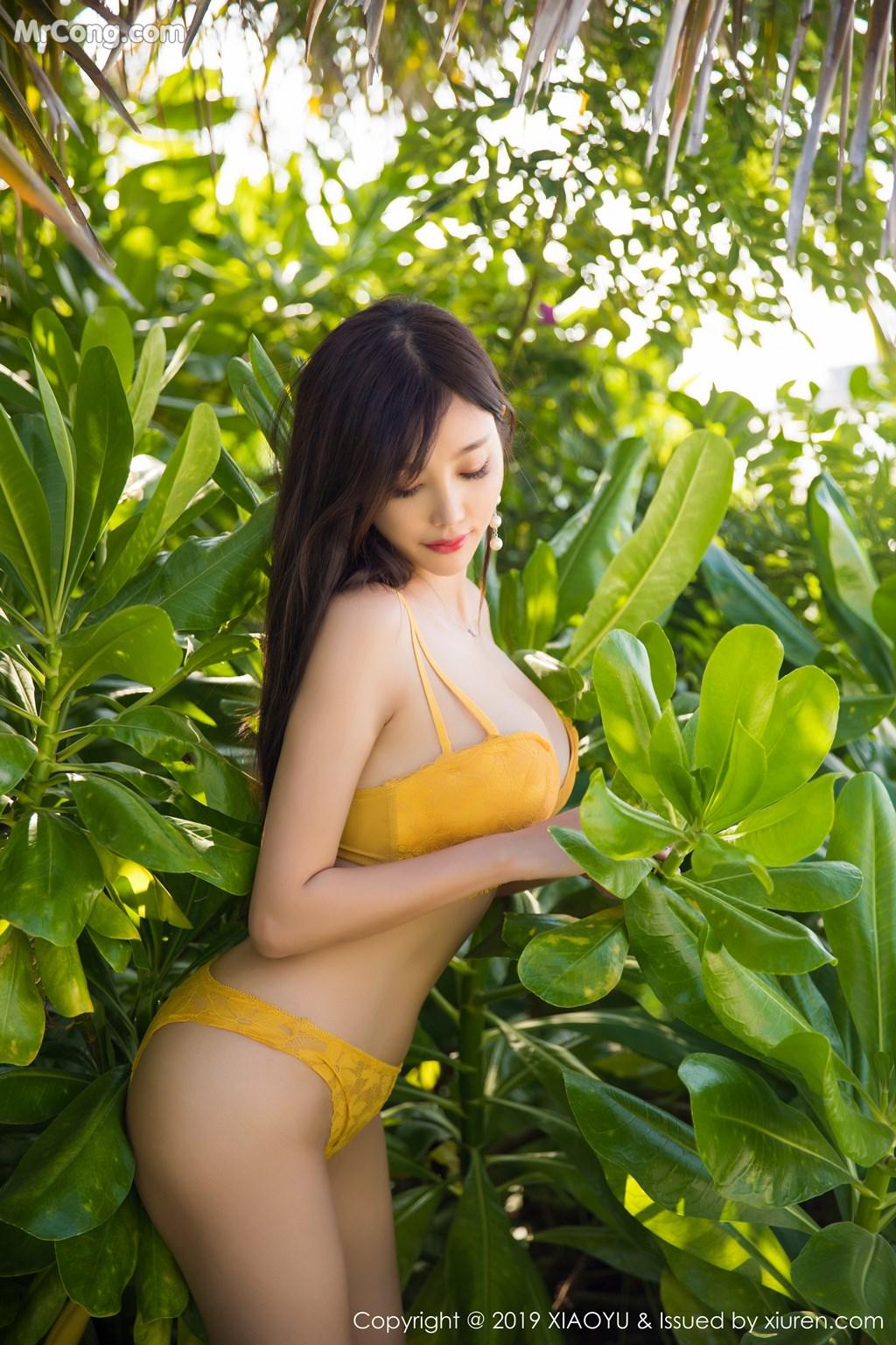 XiaoYu Vol.124: Yang Chen Chen (杨晨晨sugar) (60P)
