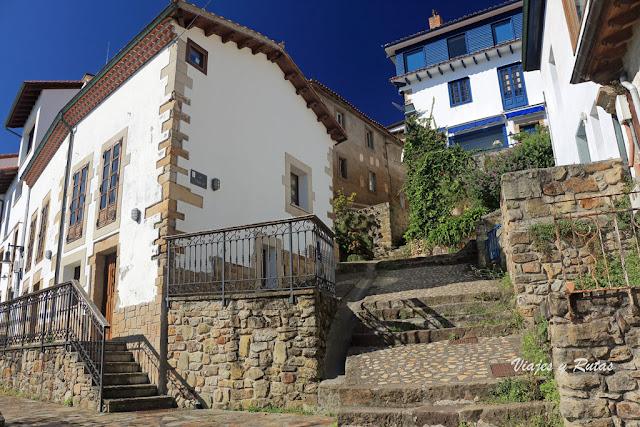 Casas de Lastres. Asturias