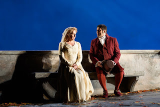 Joyce DiDonato, David Bizic - Werther, The Royal Opera © 2016 ROH. Photograph by Bill Cooper