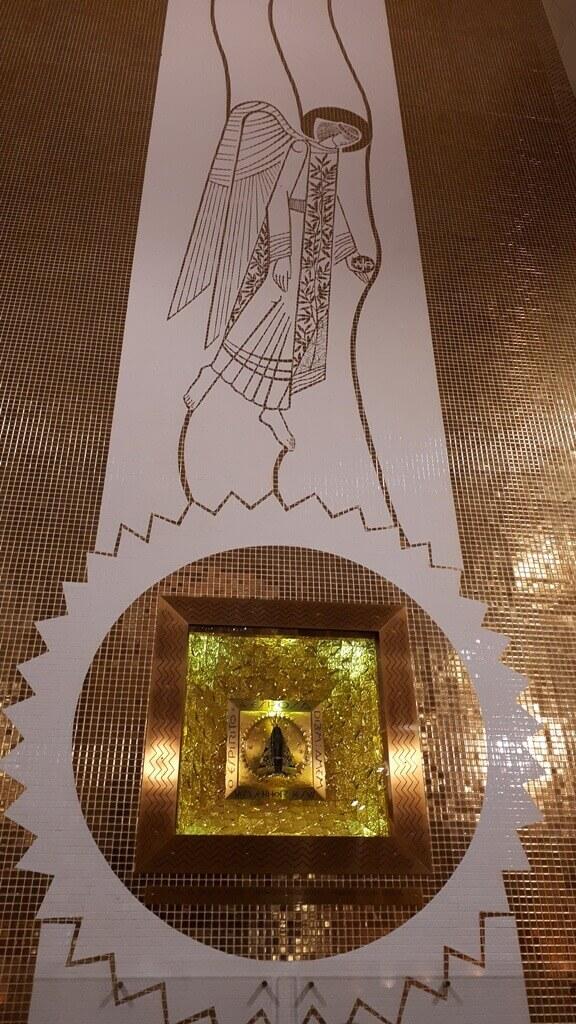 Encontro da imagem de Nossa Senhora Aparecida