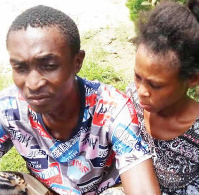 Husband, Wife Arrested For Selling Their Baby For N400,000