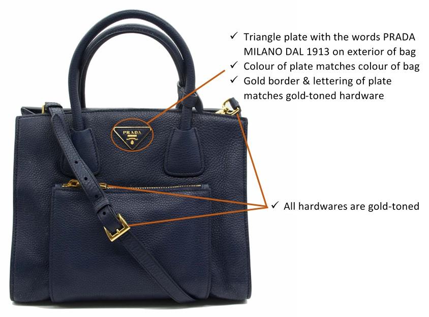 ceca73e9150e Amore-Venti: Authenticate Prada Bags and Wallets