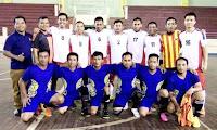 Tim Futsal Sekadau Juara 3 Di Apang Semangai Sintang