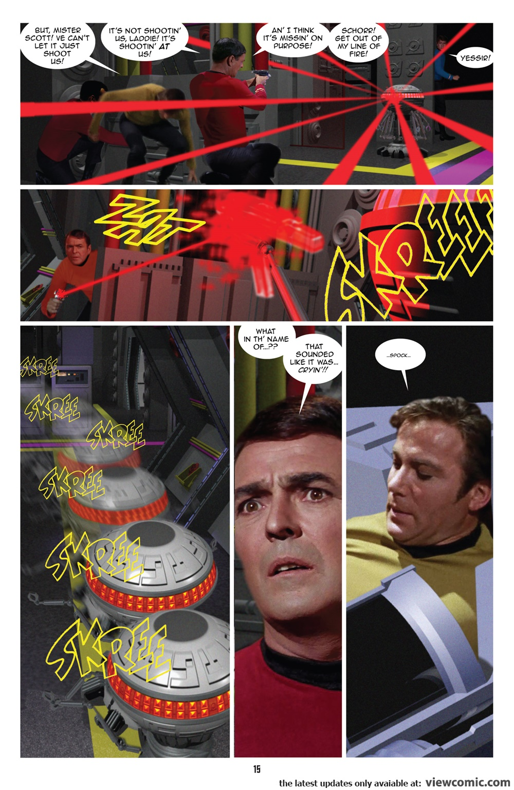 Star Trek New Visions 017 (2017) .. | Vietcomic.net reading comics online for free