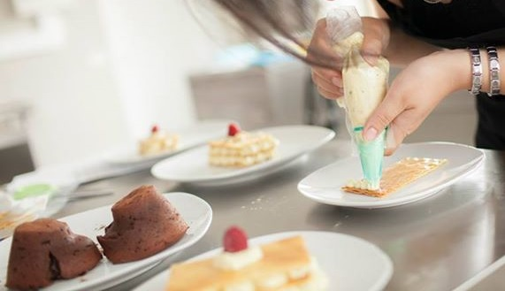 Delicious cakes - at home