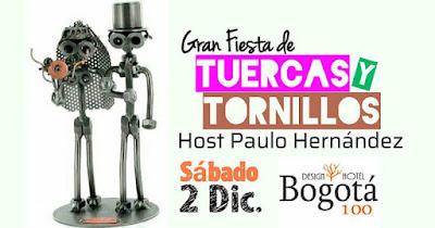 Gran Fiesta de Tuercas y Tornillos 2017