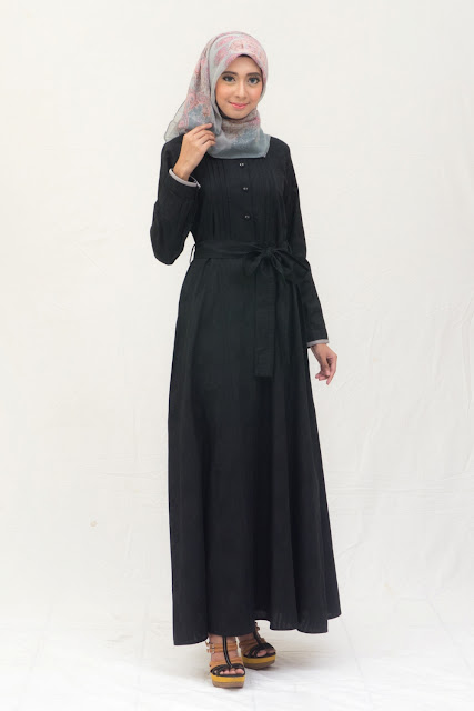 abaya semi formal