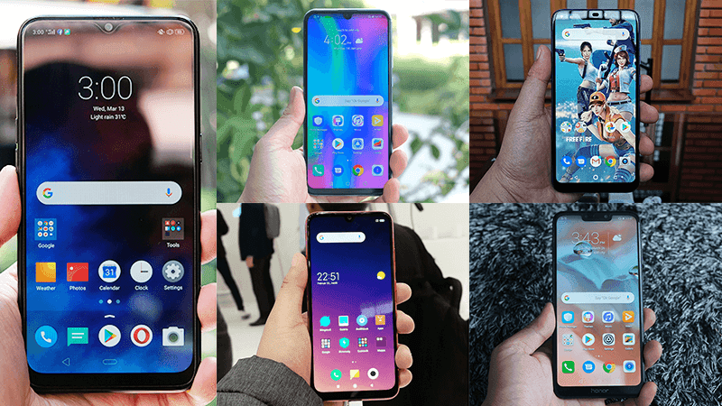 5 of the best smartphones under PHP 10K in the Philippines (Q2 2019)