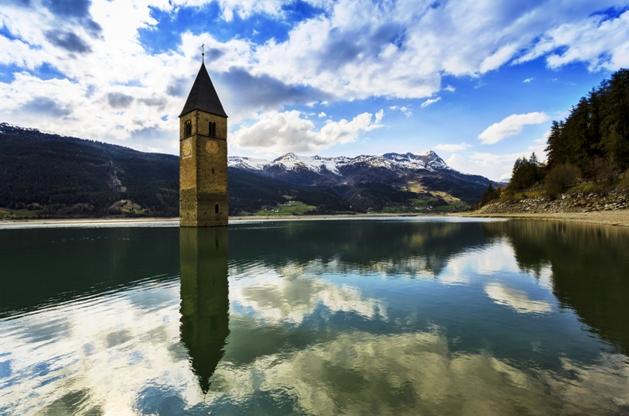 Curon Venosta, Bolzano
