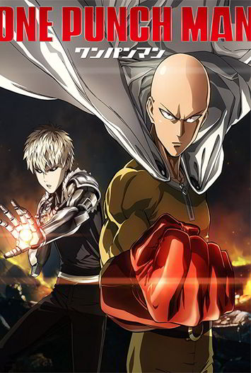 One Punch-Man HD 1080p Latino (Anime Completo)
